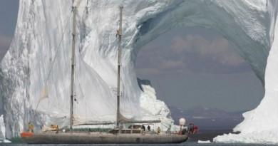 Exposition au Palais de la découverte : l'expédition polaire Tara