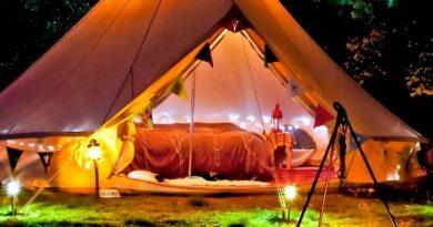 L'Espagne mise sur le glamping, le nouveau concept du camping