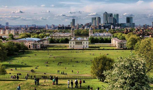 Découverte des Parcs de Londres