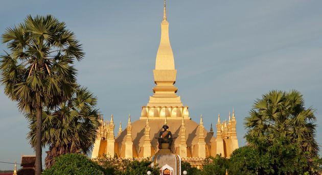 découverte des palais du laos