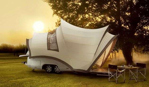 camping-car du futur