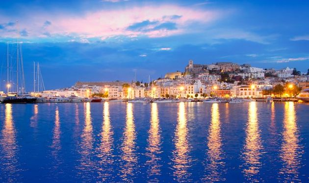 Découverte d'Ibiza au printemps