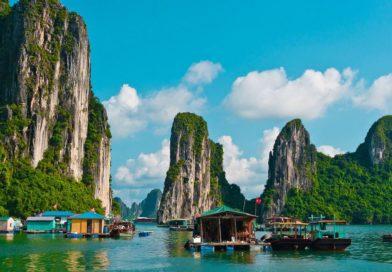 Récit de voyage : La Baie d'Ha-Long au Viêt Nam