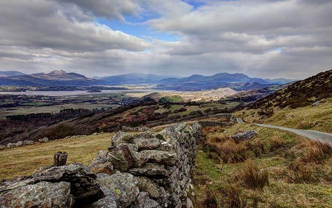 A la découverte du Pays de Galles