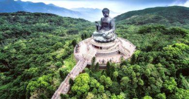 A la recherche de la sérénité à Hong Kong