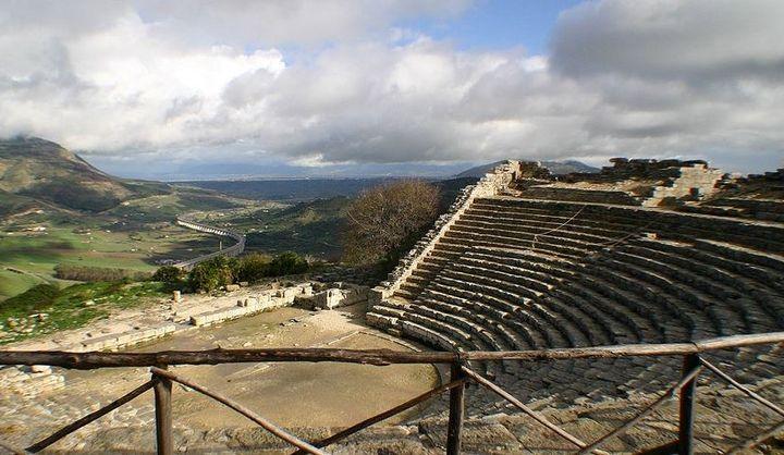 temple grec sicile