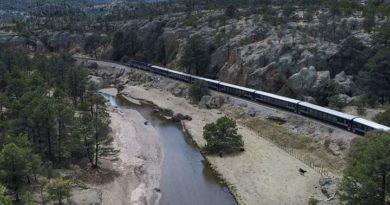 Découverte du Canyon du Cuivre et son train mythique au Mexique
