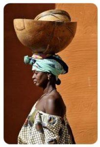femme du mali