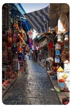 medina sousse tunisie