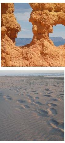 raid au maroc dans le désert