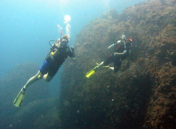 plongée sous-marine banyuls